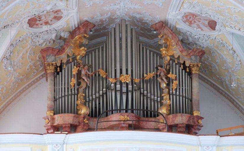 Orgel St. Emmeram Vogtareuth (Bild: Martin Rumberger)