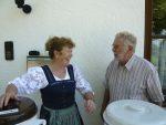 Christa Bader und Harald Grella