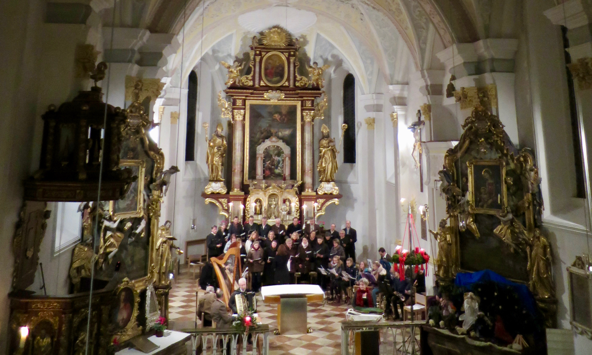Adventskonzert in St. Emmeram 2017